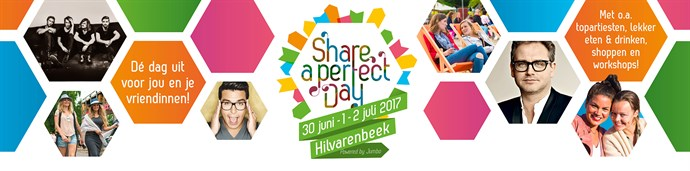 Share A Perfect Day Header 17 April